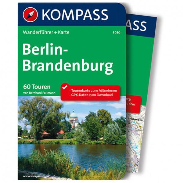 Kompass - Berlin / Brandenburg 60 Touren - Walking guide book