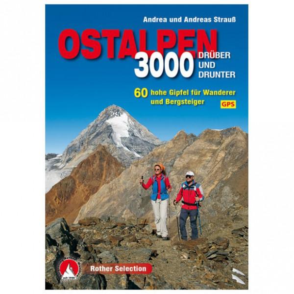 Bergverlag Rother - Dreitausender Ostalpen
