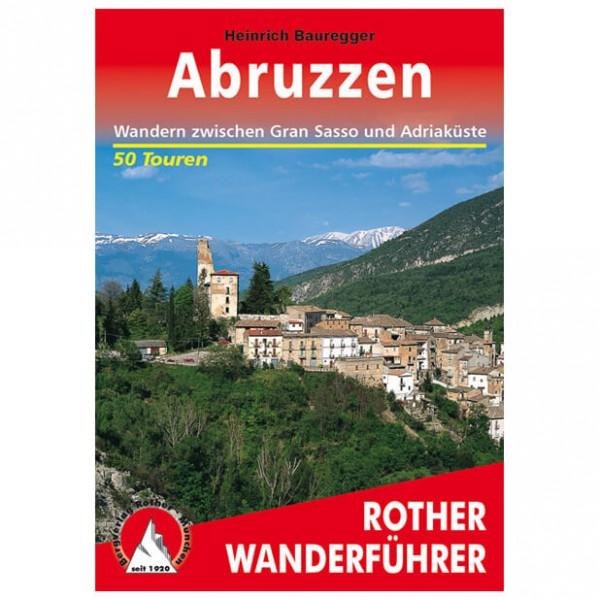 Bergverlag Rother - Abruzzen - Walking guide book