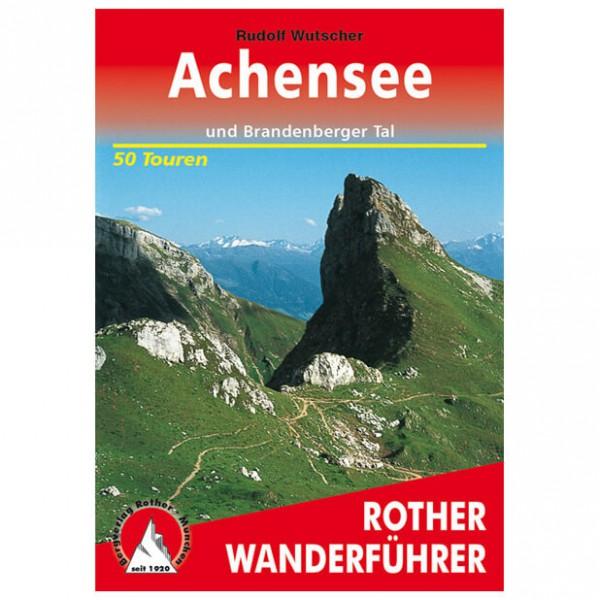 Bergverlag Rother - Achensee - Walking guide books