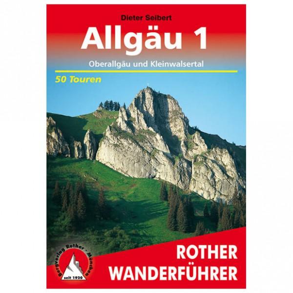Bergverlag Rother - Allgäu 1 - Vaellusoppaat