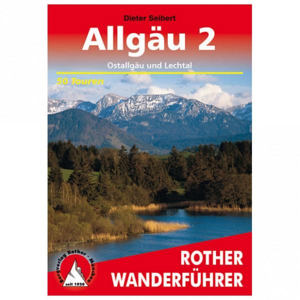 Bergverlag Rother - Allgäu 2 - Vandringsguider