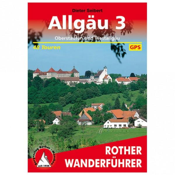 Bergverlag Rother - Allgäu 3 - Guides de randonnée