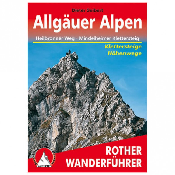 Bergverlag Rother - Allgäuer Alpen - Walking guide books