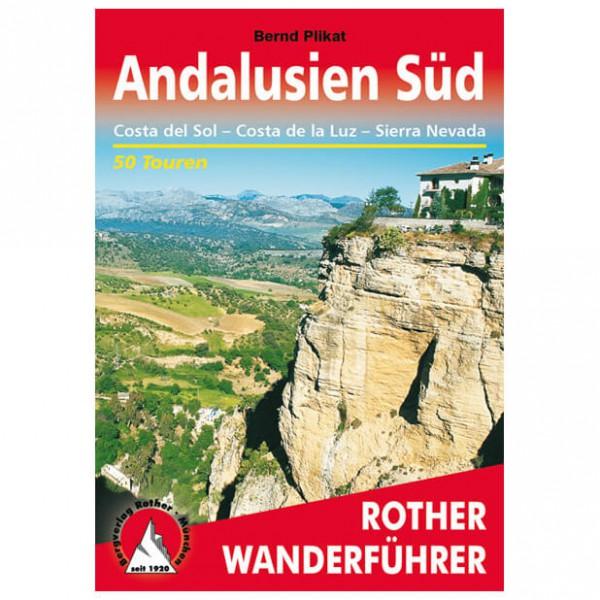 Bergverlag Rother - Andalusien Süd - Guides de randonnée