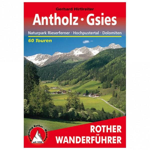 Bergverlag Rother - Antholz - Gsies