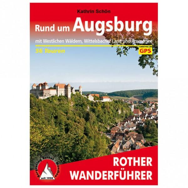 Bergverlag Rother - Augsburg - Walking guide books