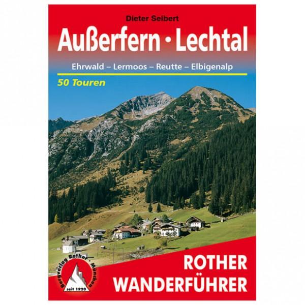 Bergverlag Rother - Außerfern - Guides de randonnée