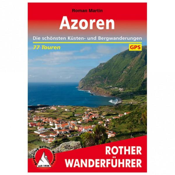 Bergverlag Rother - Azoren - Vandringsguider