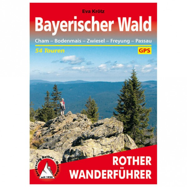 Bergverlag Rother - Bayerischer Wald - Wandelgidsen