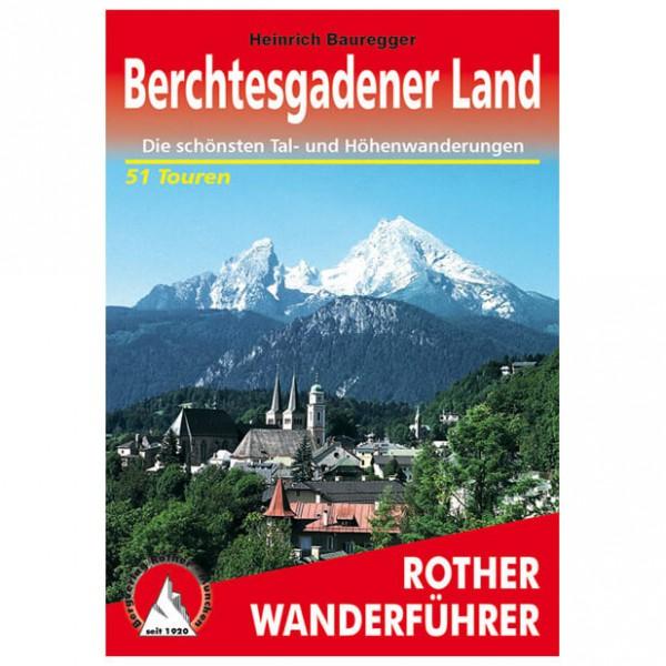 Bergverlag Rother - Berchtesgadener Land - Wanderführer
