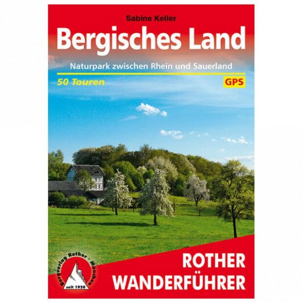 Bergverlag Rother - Bergisches Land - Walking guide books