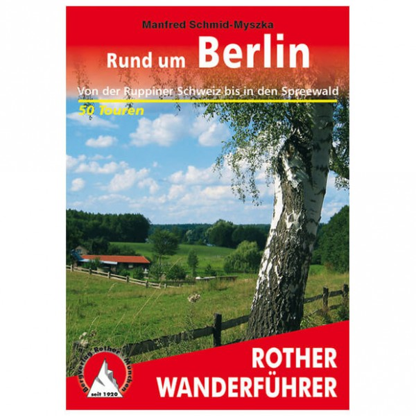 Bergverlag Rother - Berlin - Wandelgids