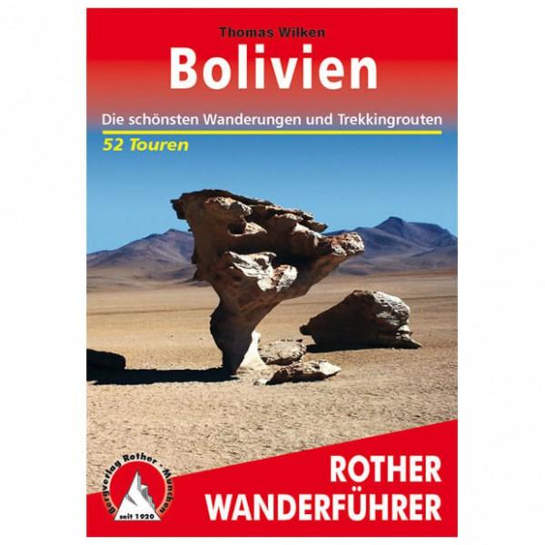 Bergverlag Rother - Bolivien - Walking guide book