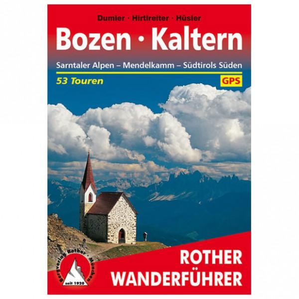 Bergverlag Rother - Bozen - Kaltern - Vandreguides