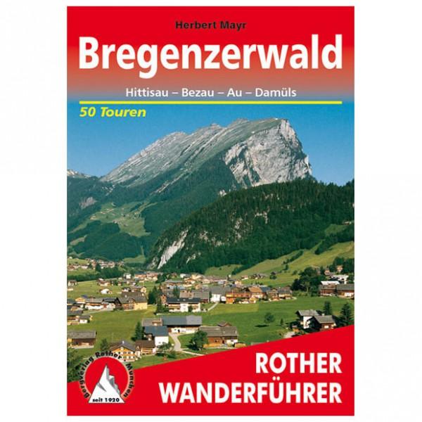 Bergverlag Rother - Bregenzerwald - Walking guide books