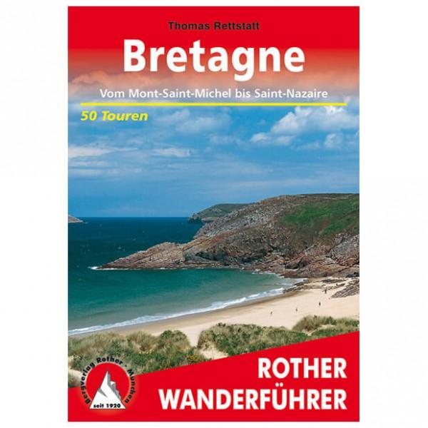 Bergverlag Rother - Bretagne - Wandelgidsen