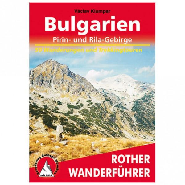 Bergverlag Rother - Bulgarien - Vandringsguider