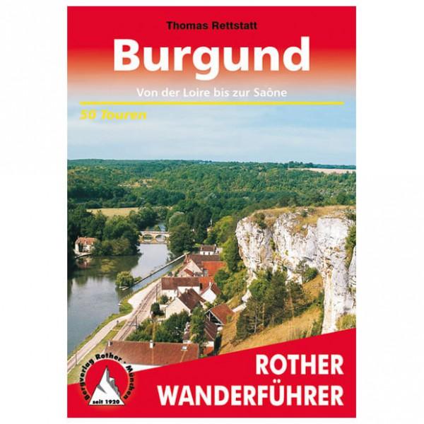 Bergverlag Rother - Burg und - Vaellusoppaat