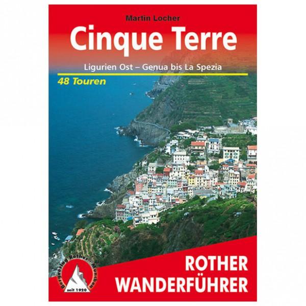 Bergverlag Rother - Cinque Terre - Vaellusoppaat