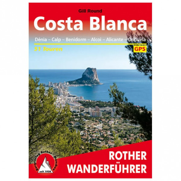 Bergverlag Rother - Costa Blanca - Guides de randonnée