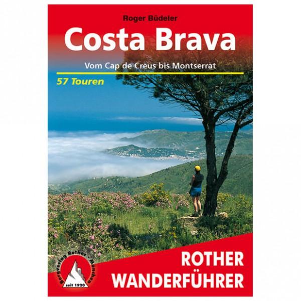 Bergverlag Rother - Costa Brava - Vaellusoppaat