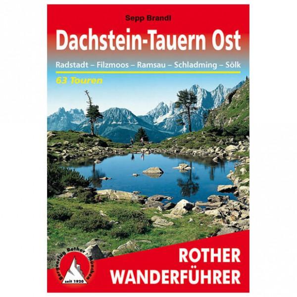 Bergverlag Rother - Dachstein-Tauern Ost - Vaellusoppaat