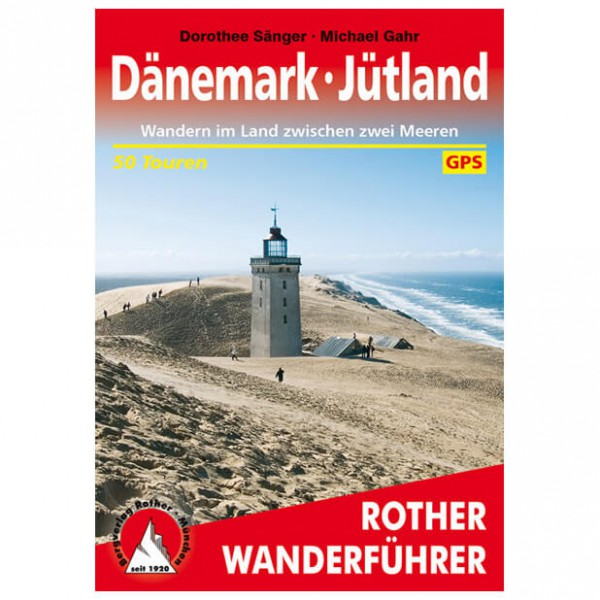 Bergverlag Rother - Dänemark - Jütland