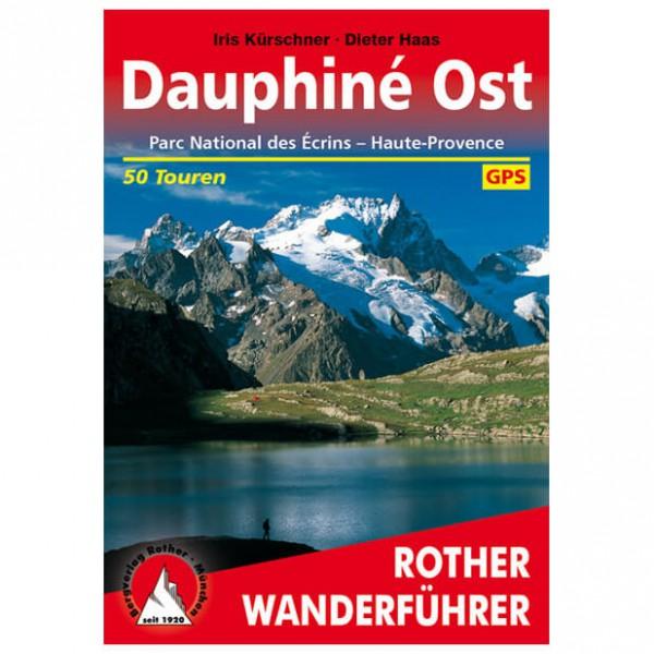 Bergverlag Rother - Dauphine Ost - Guides de randonnée
