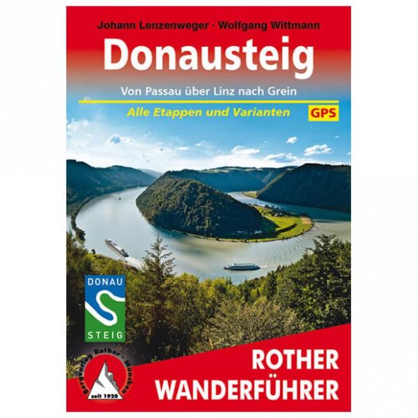 Bergverlag Rother - Donausteig - Walking guide book
