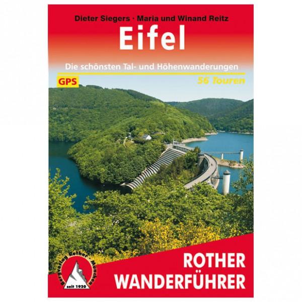 Bergverlag Rother - Eifel - Wandelgidsen