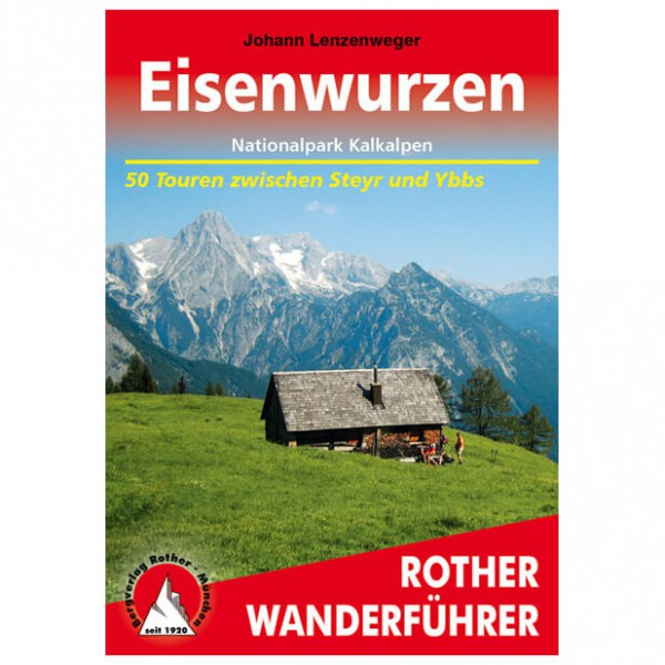 Bergverlag Rother - Eisenwurzen - Guides de randonnée