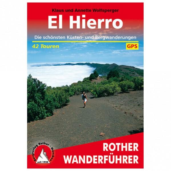 Bergverlag Rother - El Hierro - Wandelgids