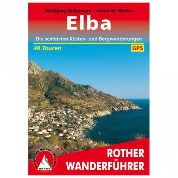 Bergverlag Rother - Elba - Wandelgidsen