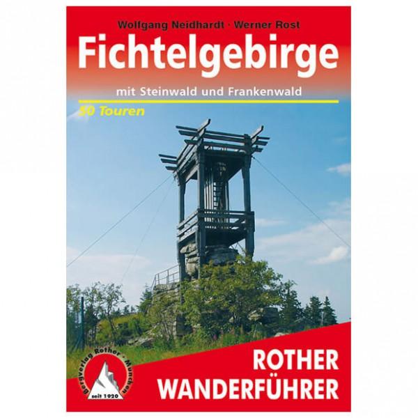 Bergverlag Rother - Fichtelgebirge - Walking guide books