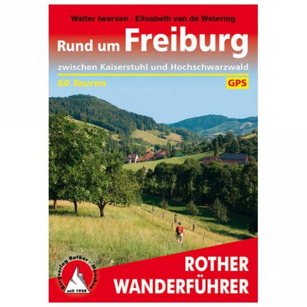 Bergverlag Rother - Freiburg - Walking guide books