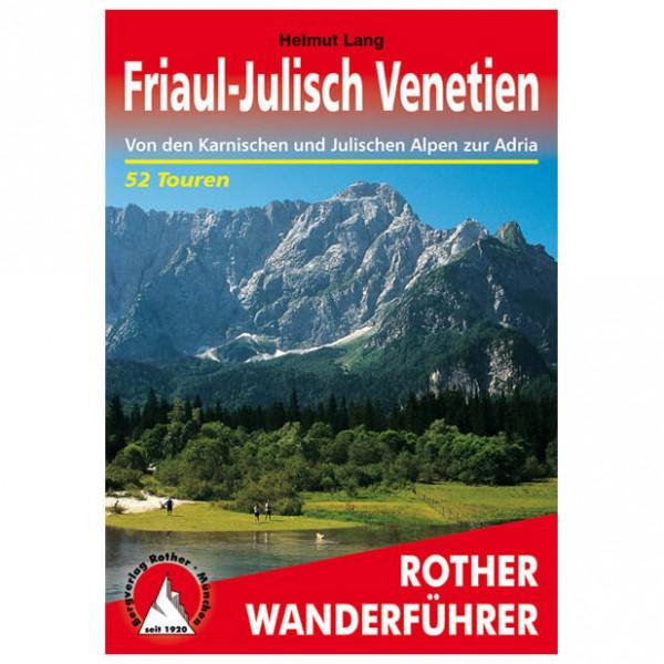 Bergverlag Rother - Friaul-Julisch Venetien - Vandringsguider