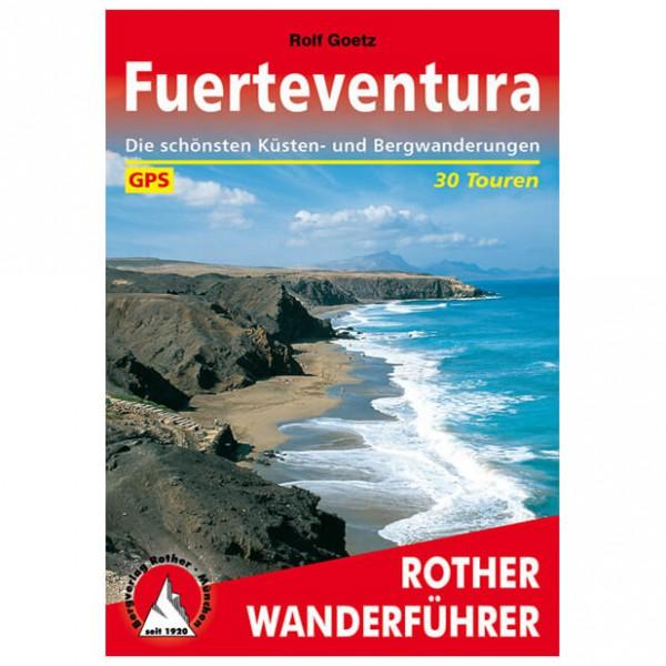 Bergverlag Rother - Fuerteventura - Walking guide books