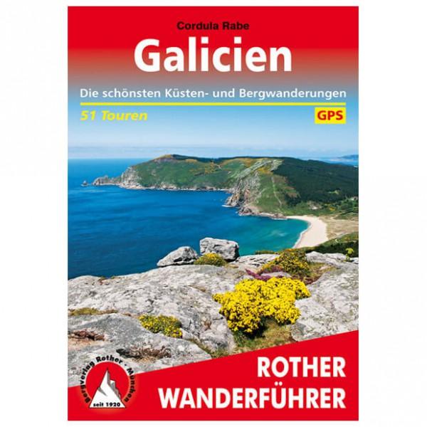 Bergverlag Rother - Galicien - Walking guide books