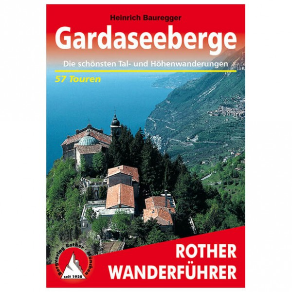 Bergverlag Rother - Gardaseeberge - Walking guide books