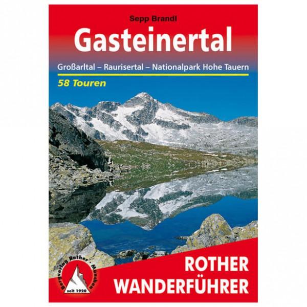 Bergverlag Rother - Gasteinertal - Walking guide books