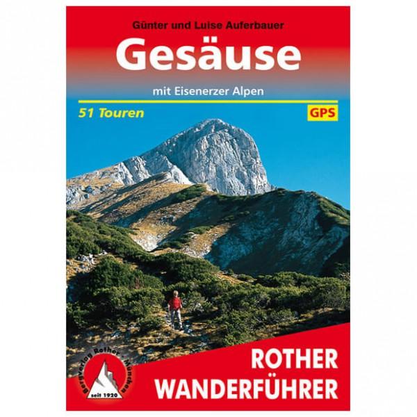 Bergverlag Rother - Gesäuse - Vandringsguider
