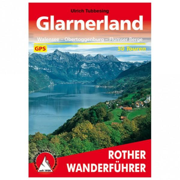 Bergverlag Rother - Glarnerland - Wanderführer