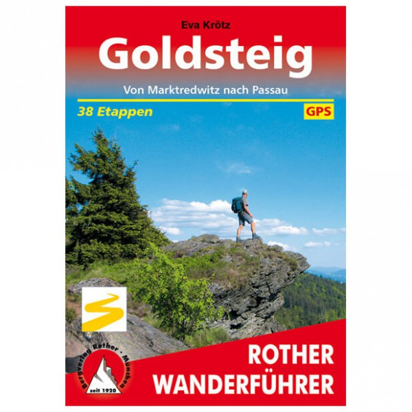 Bergverlag Rother - Goldsteig - Vaellusoppaat