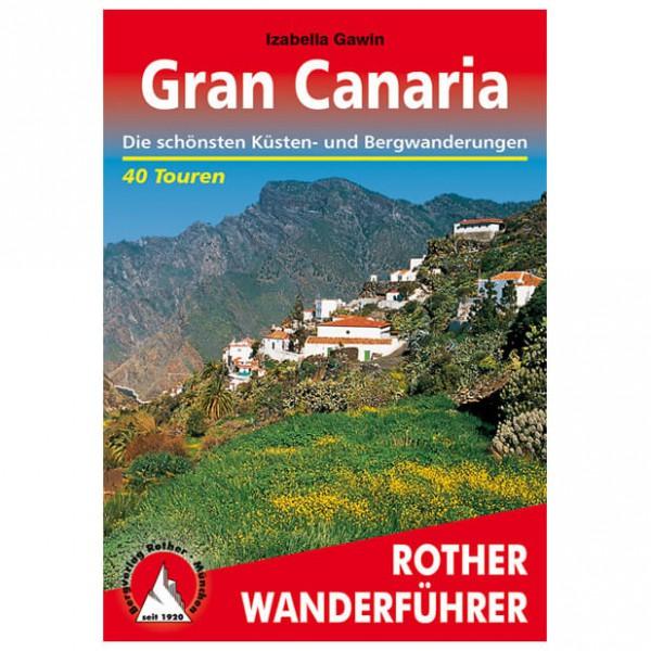 Bergverlag Rother - Gran Canaria - Walking guide books