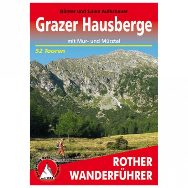 Bergverlag Rother - Grazer Hausberge - Guides de randonnée