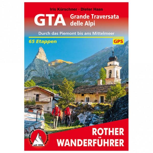 Bergverlag Rother - GTA - Vandringsguider