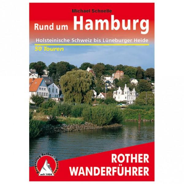 Bergverlag Rother - Hamburg - Walking guide books
