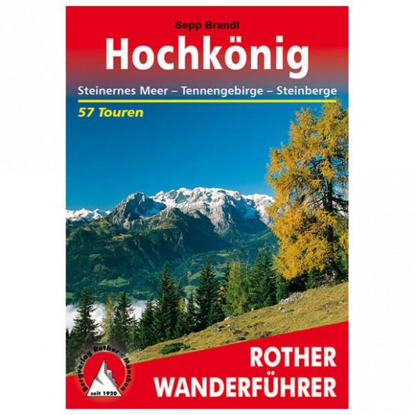 Bergverlag Rother - Hochkönig - Walking guide books