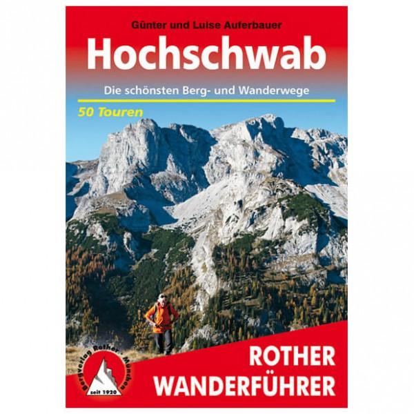 Bergverlag Rother - Hochschwab - Vaellusoppaat